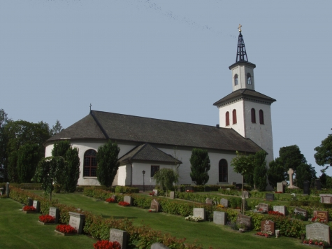 Amerikagäster i Månsarps kyrka 1962-1976