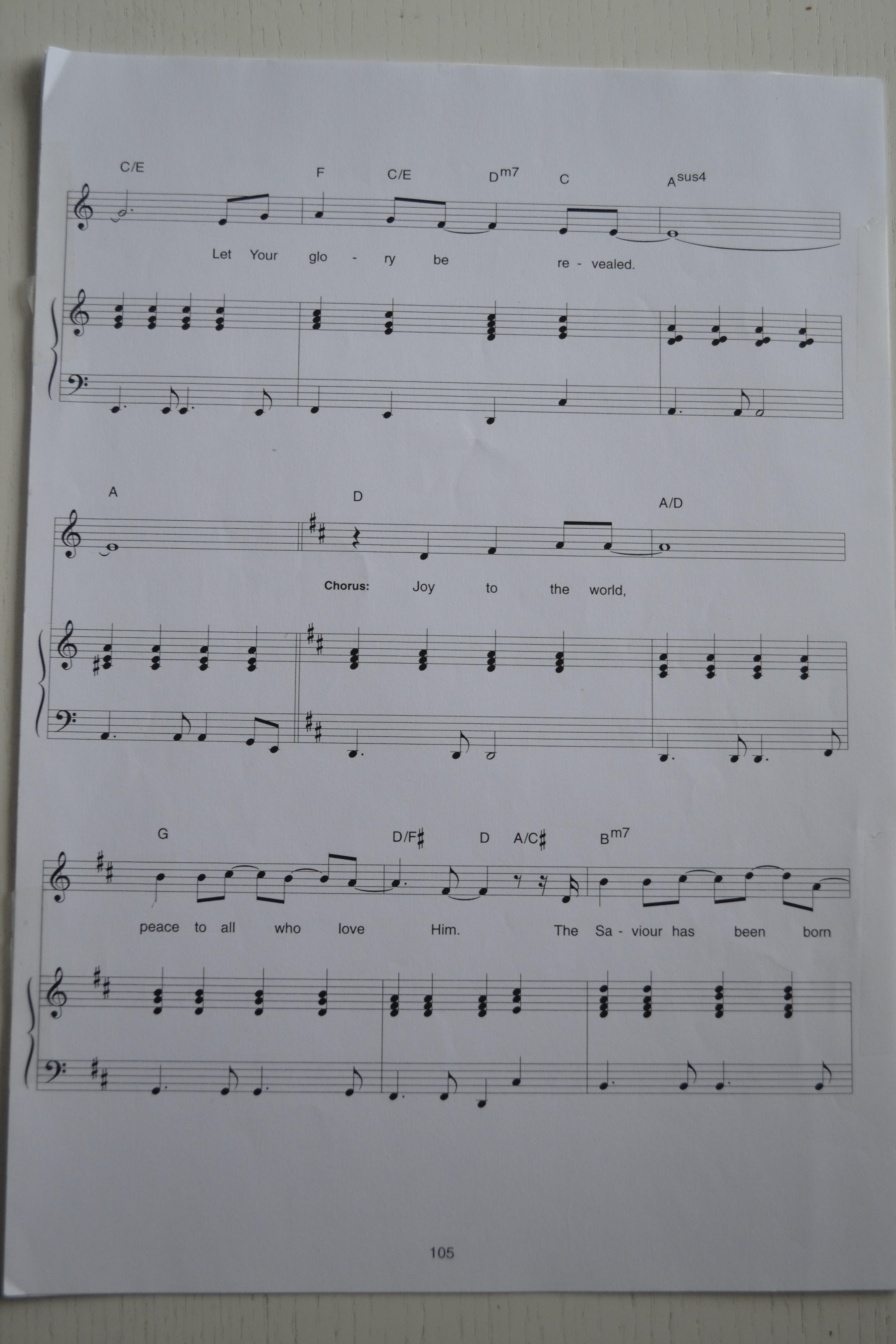 Hallelujah (Zschech) - Han är här, sidan 3
