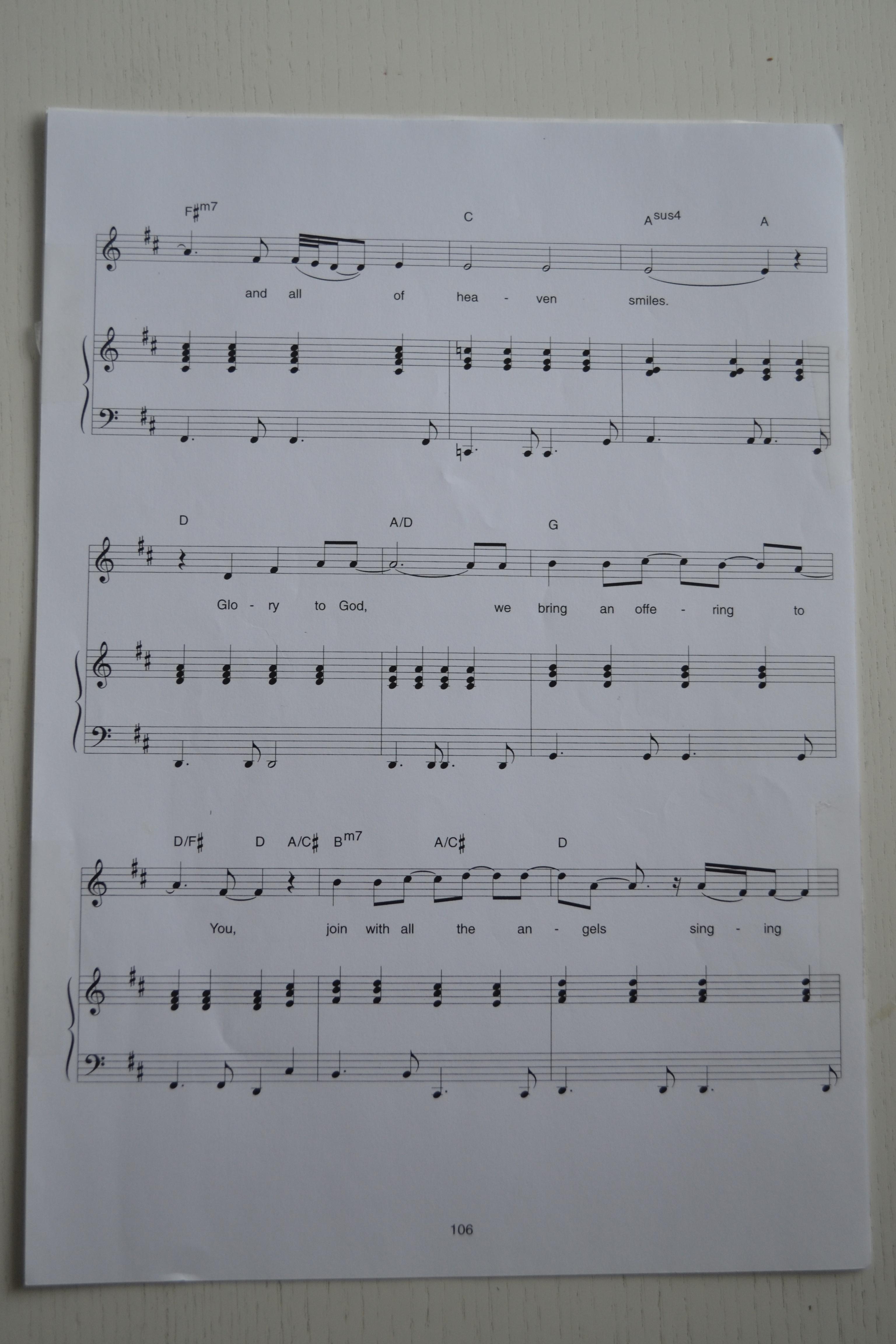 Hallelujah (Zschech) - Han är här, sidan 4