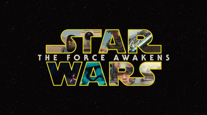 Min recension av Star Wars: The force awakens (spoilerfri)