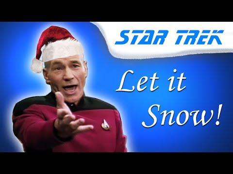 Julhälsning från Jean-Luc Picard