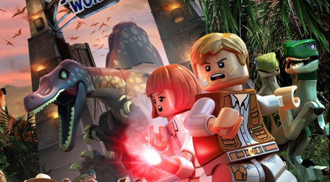 Lego Jurassic World (help and tips)
