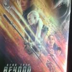 Affisch vid biografen